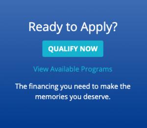 swimming pool financing in Texas